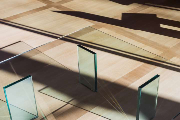Nicolas Dahan, Ceilings and Floors, Nicolas Dahan wooden villa,  villa en bois, photographie : © Jean-Luc Guérin