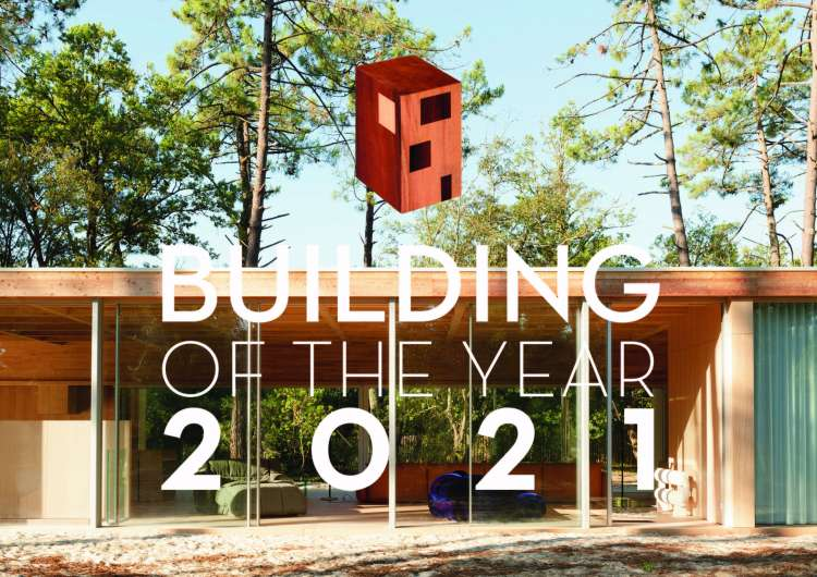 Nicolas Dahan, Press and Awards, Archdaily Nominee Building Of The Year 2021 Category Best House