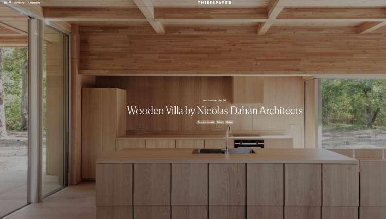 Nicolas Dahan, Press & More, THISISPAPER