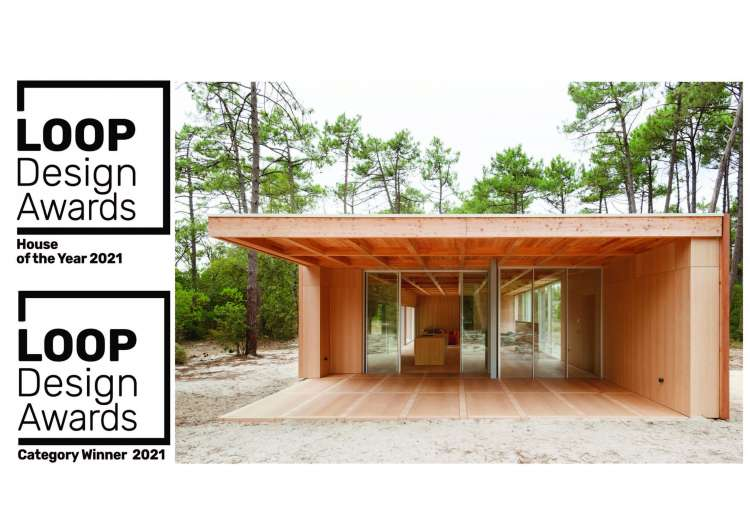 Nicolas Dahan, Press and Awards, House of the Year 2021 Loop Design Awards, photographie : © Vincent Leroux